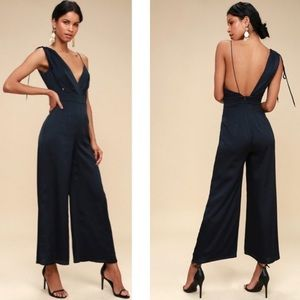 NWT KEEPSAKE I've got you asymmetrical jumpsuit